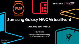 Samsung анонсировала виртуальную MWC-презентацию