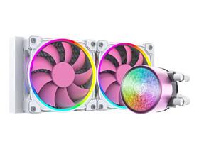 ID-Cooling анонсировала необычный AiO-кулер PinkFlow Diamond Edition