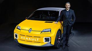 Две трети автомобилей Renault к 2025 станут электрическими