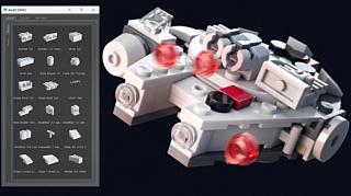 Brickit — приложение для сканирования кучи LEGO и автоматического составления инструкций по сборке