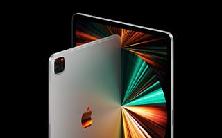 Слух: iPad Pro 11 2022 года тоже оснастят экраном mini-LED