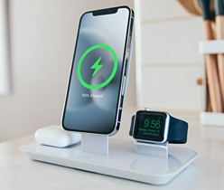 Mophie выпустила новую MagSafe-зарядку для девайсов Apple