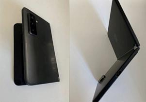 В сеть попали фотографии Surface Duo 2