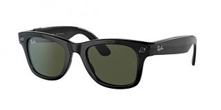 Facebook в коллаборации с Ray-ban выпустили «умные» очки