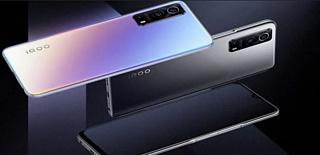 Новый телефон от Vivo: iQOO Z5 Pro
