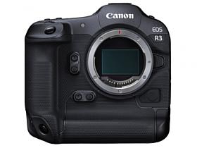 Представлена флагманская беззеркальная камера Canon EOS R3