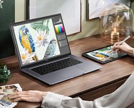 Ноутбук Huawei Matebook 16 выходит на мировой рынок