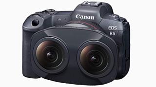 Canon создала двойной объектив «рыбий глаз» для VR