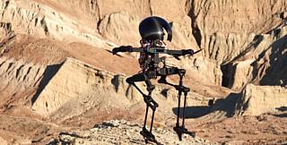 Уникальные способности робота Leonardo