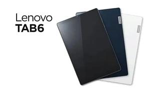 Lenovo анонсировала планшет среднего уровня TAB6 5G