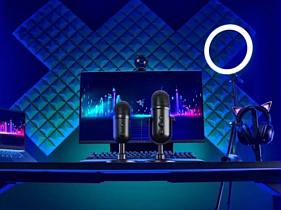 Razer представила микрофоны для стримеров