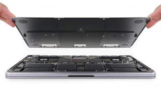 MacBook Pro показывает неплохую ремонтопригодность
