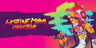 Обе части экшена Hotline Miami появились на Nintendo Switch