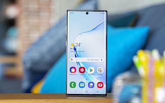Samsung начала продажи Galaxy Note 10 в 70 странах