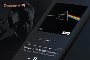 Deezer запустила подписку на музыку в HiFi-качестве на iOS и Android