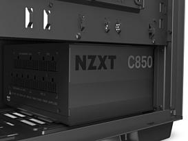 NZXT выпустила новые блоки питания мощностью до 850 Вт