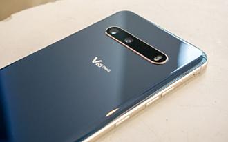 LG анонсировала флагманский смартфон V60 ThinQ 5G
