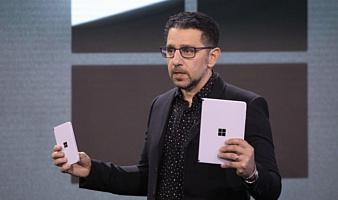 В сеть попали два небольших промо-ролика Microsoft Surface Duo