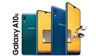 Samsung обновила до Android 10 бюджетный Galaxy A10s