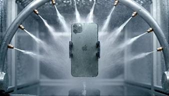 Слух: Apple разрабатывает iPhone, которым можно будет пользоваться под водой