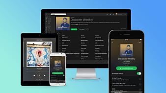 Spotify убрала ограничение в 10 тысяч песен в библиотеке