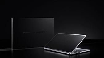 Acer и Porsche продемонстрировали новый стильный ноутбук Book RS