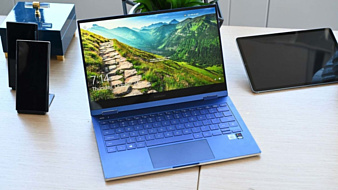 Samsung начнет массовое производство 90-герцовых OLED-экранов для ноутбуков