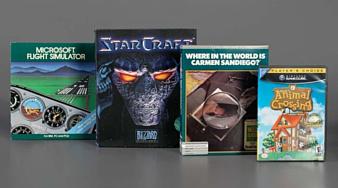 Animal Crossing и StarCraft вошли во Всемирный зал славы видеоигр