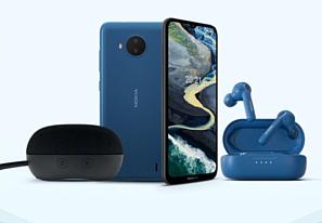 HMD Global выпустила новый недорогой мобильник Nokia C20 Plus