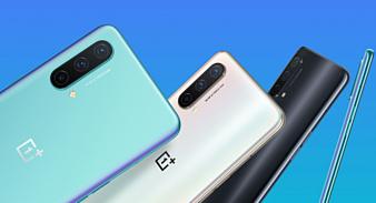 OnePlus представила новый смартфон Nord CE 5G