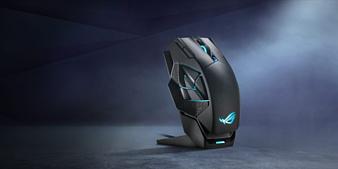 Asus представила новую беспроводную геймерскую мышь ROG Spatha X