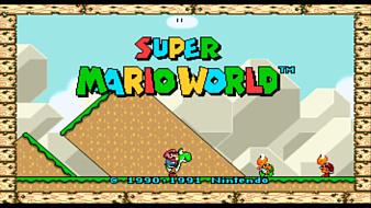 Для Super Mario World выпустили фанатскую модификацию с поддержкой широкоформатных экранов