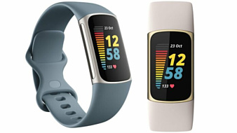 Google представила новый флагманский Fitbit Charge 5