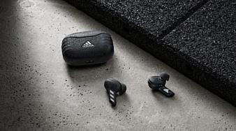 Трио беспроводных наушников от Adidas и Zound