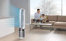 Dyson представила новые очистители воздуха