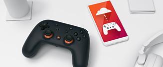Google Stadia запускают сегодня с каталогом из 22 игр