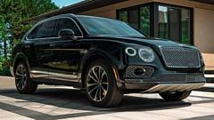 Bentley выпустит свой первый электрокар не раньше 2025