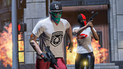Grand Theft Auto V появилась в каталоге Xbox Game Pass