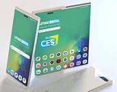 Samsung привезла на CES 2020 смартфон со скручивающимся дисплеем
