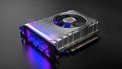 Intel показала свою первую видеокарту