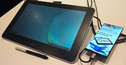 Wacom One — новый графический планшет за $400