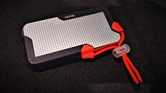 SanDisk продемонстрировала прототип 8-терабайтного внешнего SSD