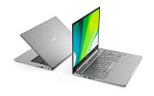 Acer выпустила новые сверхтонкие ноутбуки Swift 3
