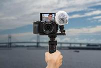 Sony показала новую беспроводную ручку для камер, которая понравится влоггерам