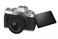 Fujifilm анонсировала беззеркальную камеру X-T200