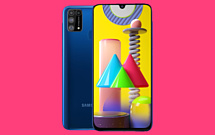 Samsung Galaxy M31 с 64 Мп камерой и батареей на 6000 мАч представят 25 февраля
