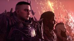Авторы Bulletstorm показали свою новую игру Outriders