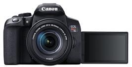 Canon представила новую зеркальную камеру EOS 850D