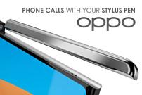 Oppo запатентовала смартфон со стилусом