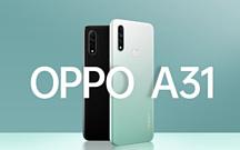 Oppo выпустила недорогой смартфон A31